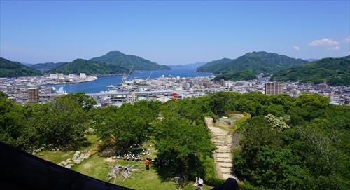 2019.6.13 宇和島城 1.JPG
